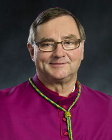 Bishop James Powers