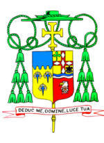 Bishop James Powers - Coat of Arms